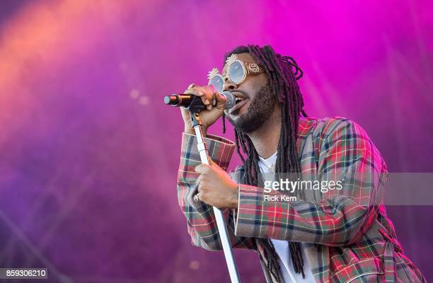 Rapper DRAM performs onstage during weekend one day three of Austin City Limits Music Festival at Zilker Park on October 8 2017 in Austin Texas