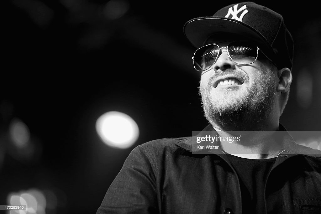 Rapper El-P of Run The Jewels performs onstage during day 2 of the 2015 Coachella Valley Music And Arts Festival (Weekend 2) at The Empire Polo Club on April 18, 2015 in Indio, California.