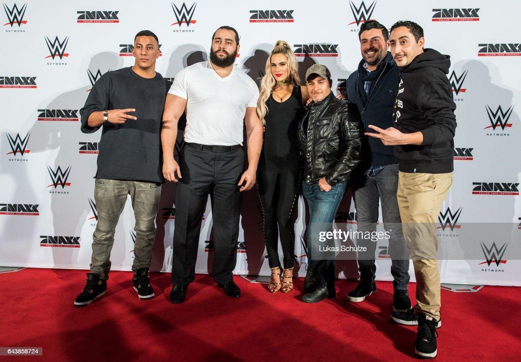 WWE Live 2017 : News Photo