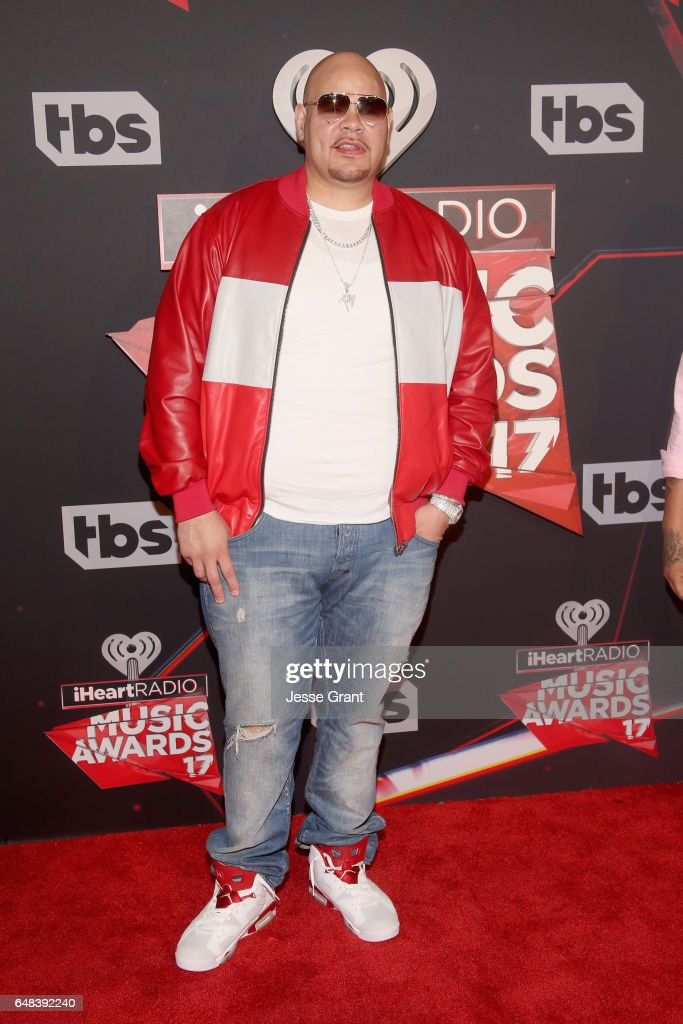 Rapper Fat Joe attends the 2017 iHeartRadio Music Awards which broadcast live on Turner's TBS, TNT, and truTV at The Forum on March 5, 2017 in Inglewood, California.
