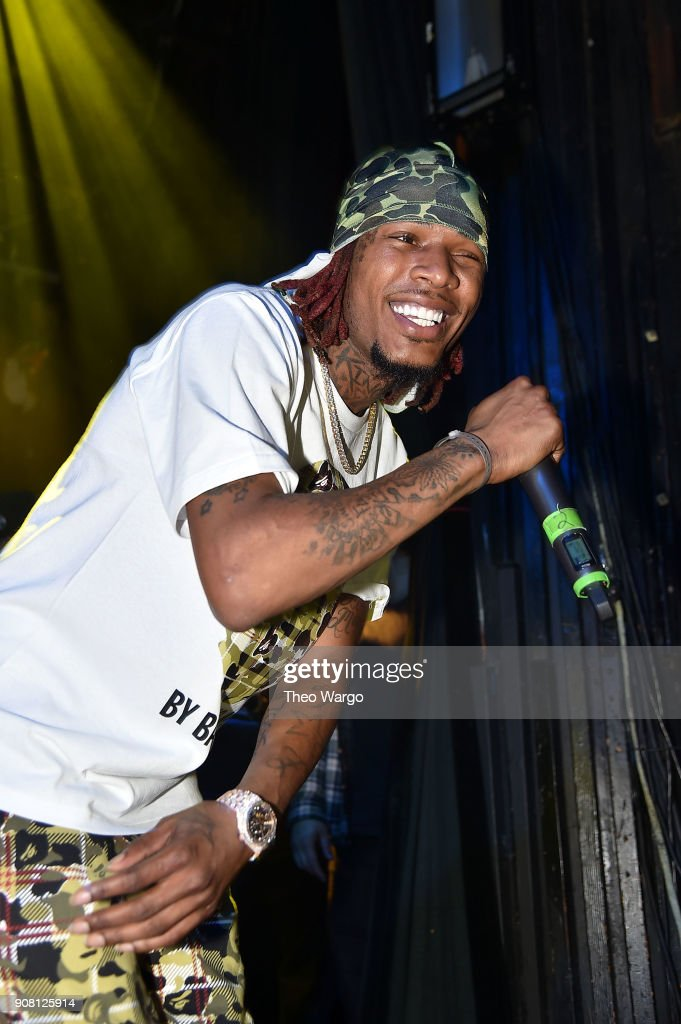 Fetty Wap In Concert - New York, New York