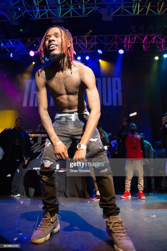 Fetty Wap In Concert - Silver Spring, MD