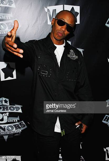 Rapper Fredro Starr of Onyx attends the 2009 VH1 Hip Hop Honors at the Brooklyn Academy of Music on September 23 2009 in the Brooklyn borough of New...