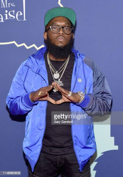 Rapper Freeway attends the 2019 Webby Awards at Cipriani Wall St on May 13 2019 in New York City