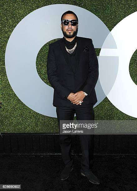 Rapper French Montana attends the GQ Men of the Year party at Chateau Marmont on December 8 2016 in Los Angeles California