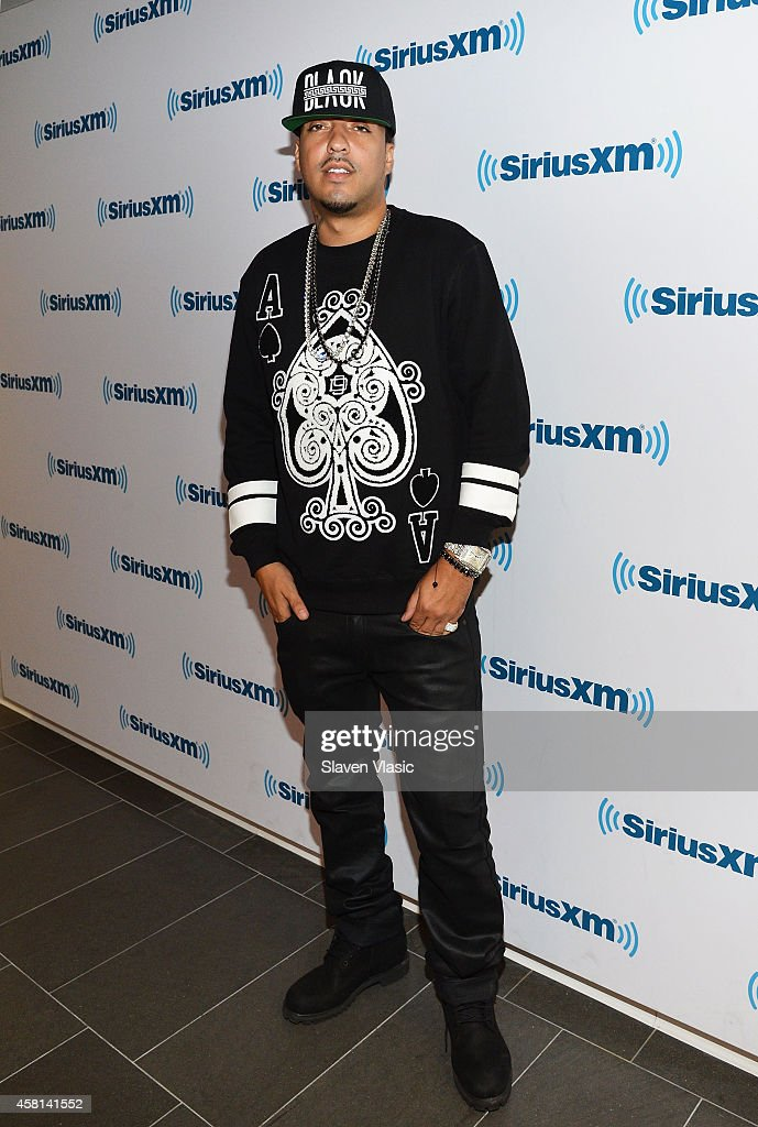 Celebrities Visit SiriusXM Studios - October 30, 2014