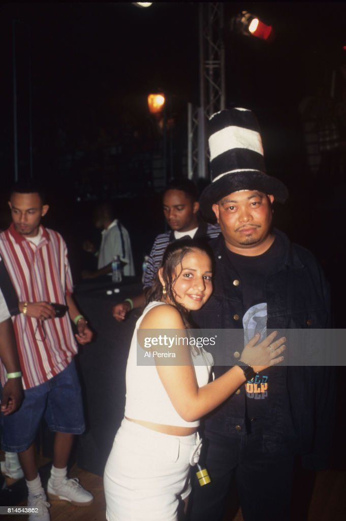Rapper Fresh Kid Ice (aka Christopher Wong Won) and The 2 Live Crew are seen filming the 'Shake A Lil' Somethin'' video at Zippers Nightclub in June of 1996 in South Beach neighborhood of Miami Beach, Florida. Wong Won died on July 13, 2017 in Miami.