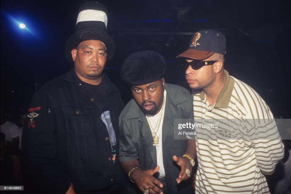 Rapper Fresh Kid Ice (aka Christopher Wong Won) and The 2 Live Crew are shown filming the 'Shake A Lil' Somethin'' video at Zippers Nightclub in June of 1996 in South Beach neighborhood of Miami Beach, Florida. Wong Won died on July 13, 2017 in Miami.