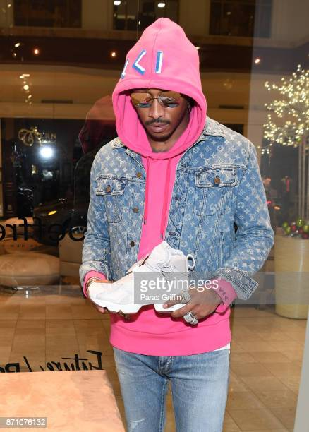 Rapper Future at Future Reebok 'Pluto' Release at Jeffrey Atlanta on November 6 2017 in Atlanta Georgia