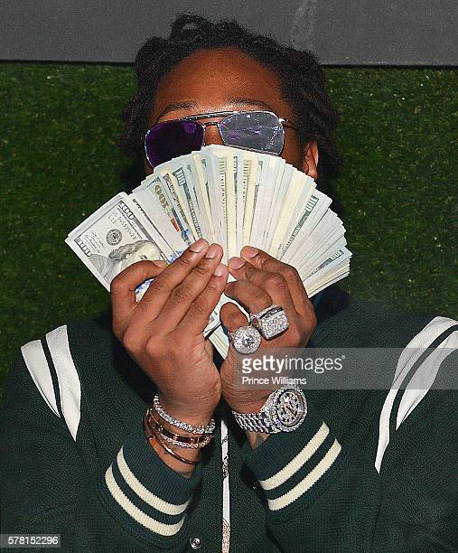 Rapper Future attends a Party at Compound on July 17 2016 in Atlanta Georgia