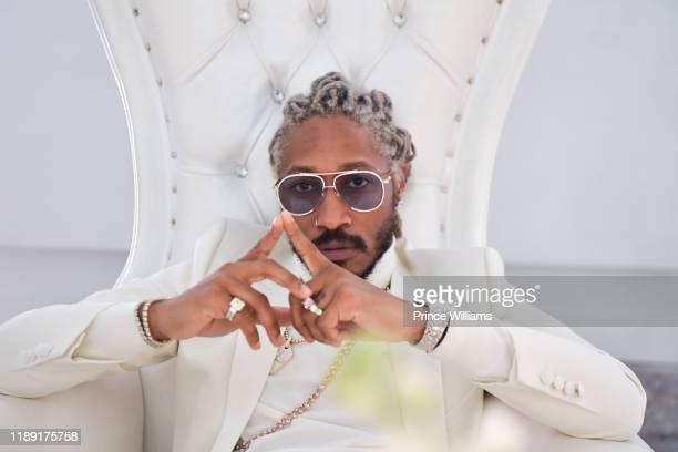 Rapper Future attends Forever or Never Birthday Celebration on November 21, 2019 in Atlanta, Georgia.