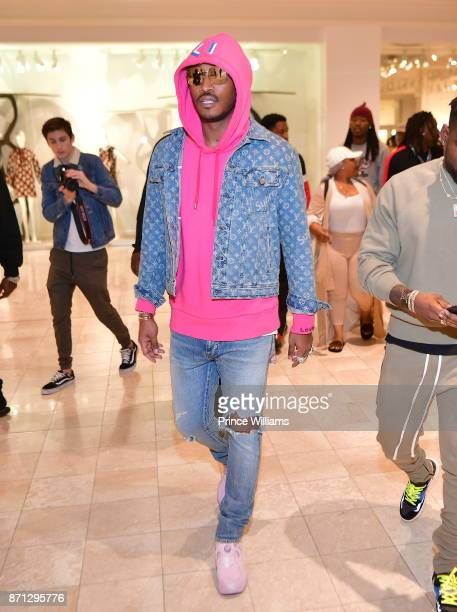 Rapper Future attends Future Reebok 'Pluto' Shoe Release at Jeffrey on November 6 2017 in Atlanta Georgia