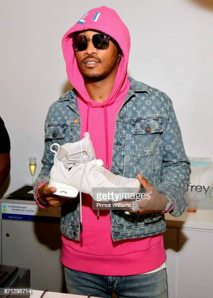 Rapper Future attends Future Reebok 'Pluto' Shoe Release on November 6 2017 in Atlanta Georgia