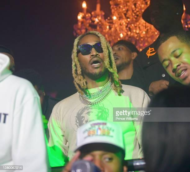 Rapper Future attends MIATL Weekend Celebration at Compound on October 11, 2020 in Atlanta, Georgia.