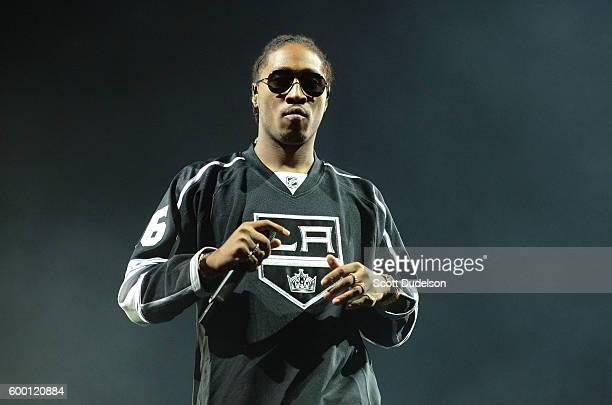 Rapper Future performs onstage at Staples Center on September 7 2016 in Los Angeles California