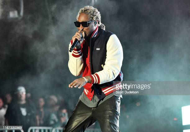 Rapper Future performs onstage during the 923 Real Street Festival at Honda Center on August 10 2019 in Anaheim California