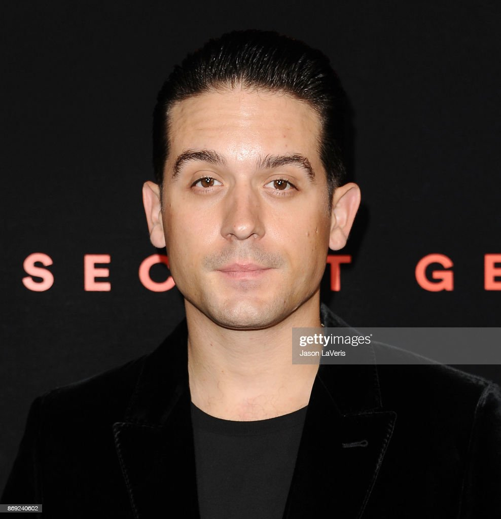 Rapper G-Eazy attends Spotify's inaugural Secret Genius Awards at Vibiana Cathedral on November 1, 2017 in Los Angeles, California.