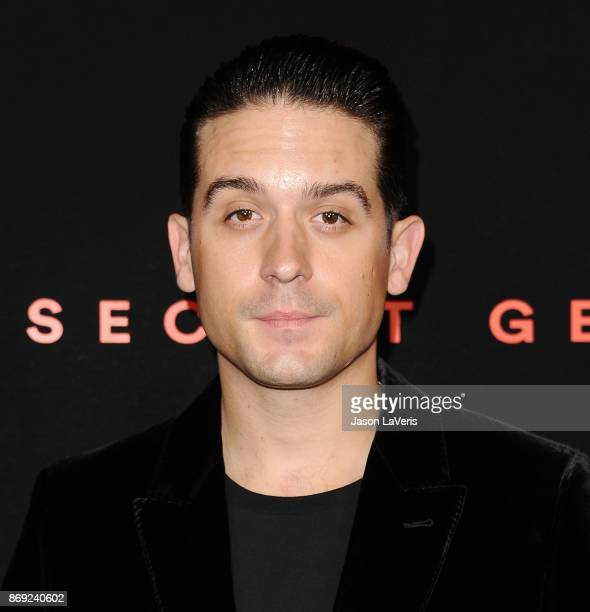 Rapper GEazy attends Spotify's inaugural Secret Genius Awards at Vibiana Cathedral on November 1 2017 in Los Angeles California