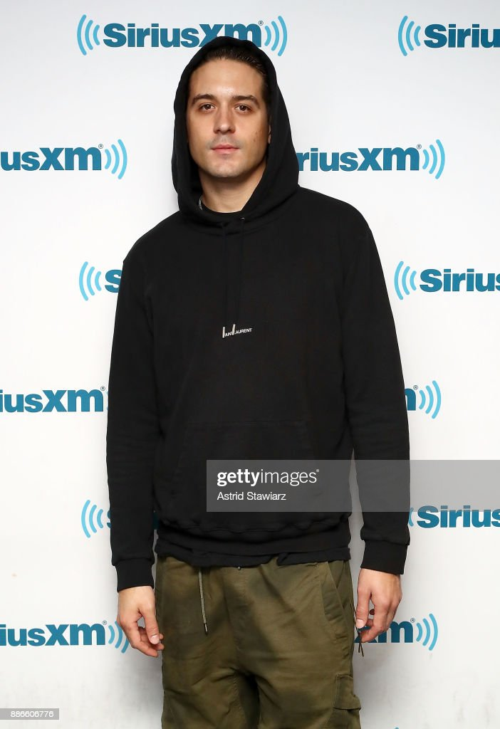 "G-Eazy Discusses ""The Beautiful & Damned"" During An Album Premiere Special On SiriusXM's Shade 45 Channel"