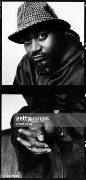 Rapper Ghostface Killah poses for a portrait shoot in New York USA