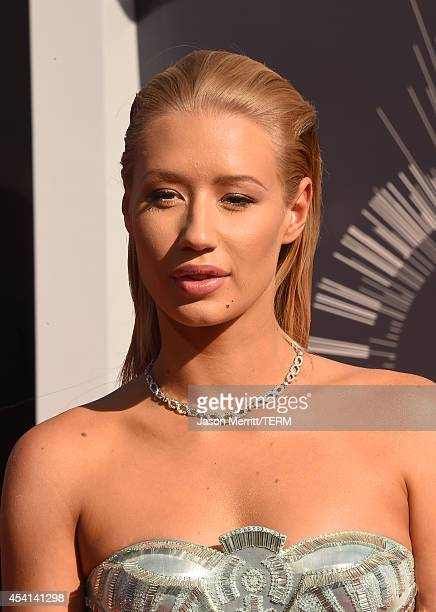 Rapper Iggy Azalea attends the 2014 MTV Video Music Awards at The Forum on August 24 2014 in Inglewood California