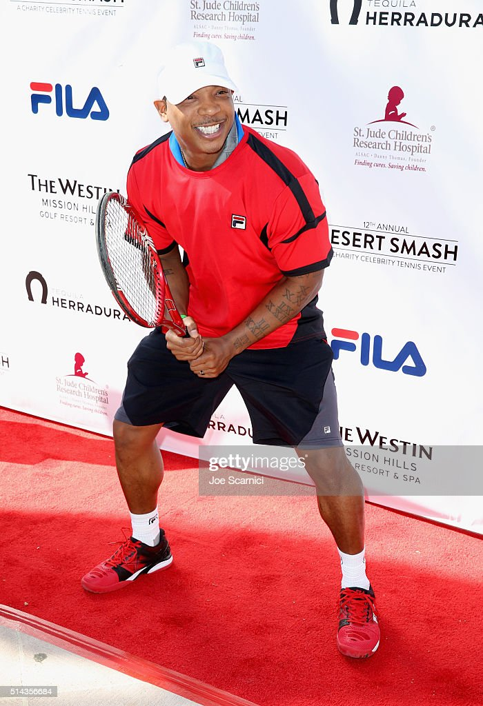 Rapper Ja Rule attends the 12th Annual Desert Smash Benefitting St. Jude Children's Research Hospital presented by Tequila Herradura on March 8, 2016 in Rancho Mirage, California.