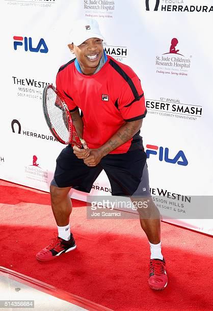 Rapper Ja Rule attends the 12th Annual Desert Smash Benefitting St Jude Children's Research Hospital presented by Tequila Herradura on March 8 2016...