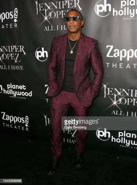 Rapper Ja Rule attends the after party for the finale of the JENNIFER LOPEZ ALL I HAVE residency at MR CHOW at Caesars Palace on September 30 2018 in...