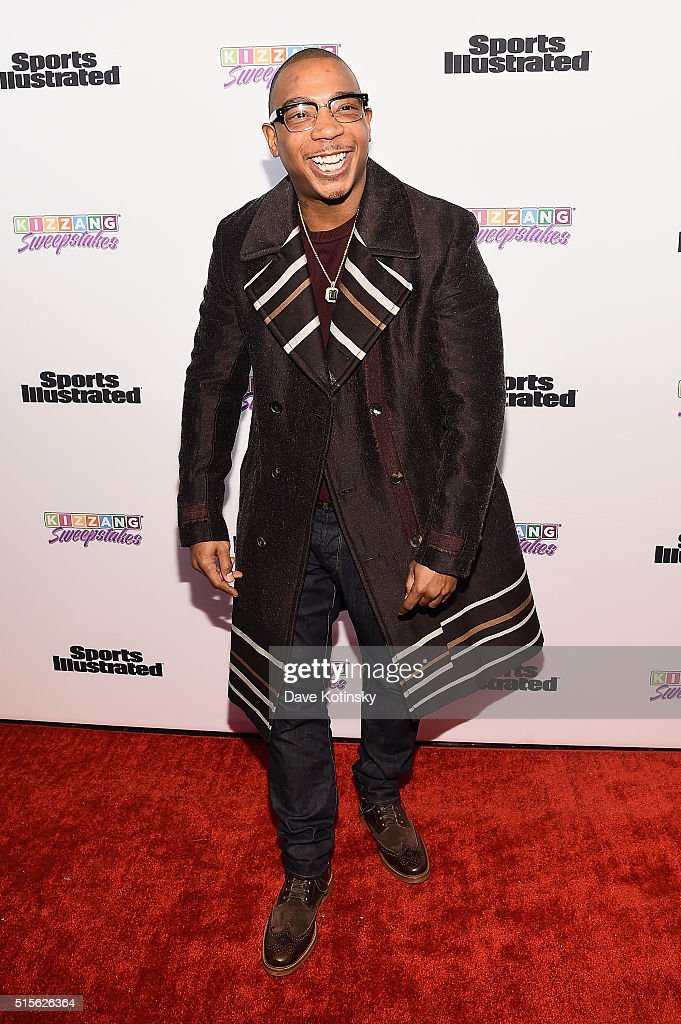 Rapper Ja Rule attends the Sports Illustrated & KIZZANG Bracket Challenge Party at Slate on March 14, 2016 in New York City.