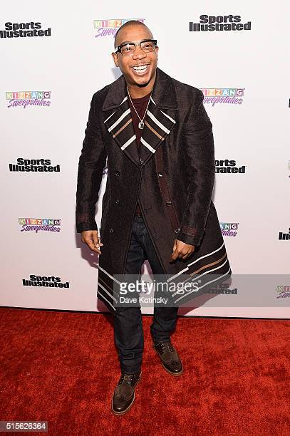 Rapper Ja Rule attends the Sports Illustrated KIZZANG Bracket Challenge Party at Slate on March 14 2016 in New York City
