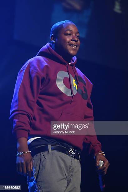 Rapper Jadakiss performs onstage at Power 1051's Powerhouse 2013 presented by Play GIGIT at Barclays Center on November 2 2013 in New York City