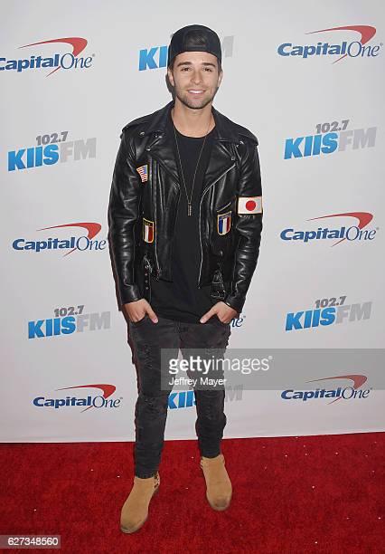 Rapper Jake Miller attends 1027 KIIS FM's Jingle Ball 2016 at Staples Center on December 2 2016 in Los Angeles California