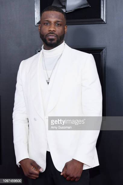 Rapper Jay Rock attends the 61st Annual GRAMMY Awards at Staples Center on February 10 2019 in Los Angeles California