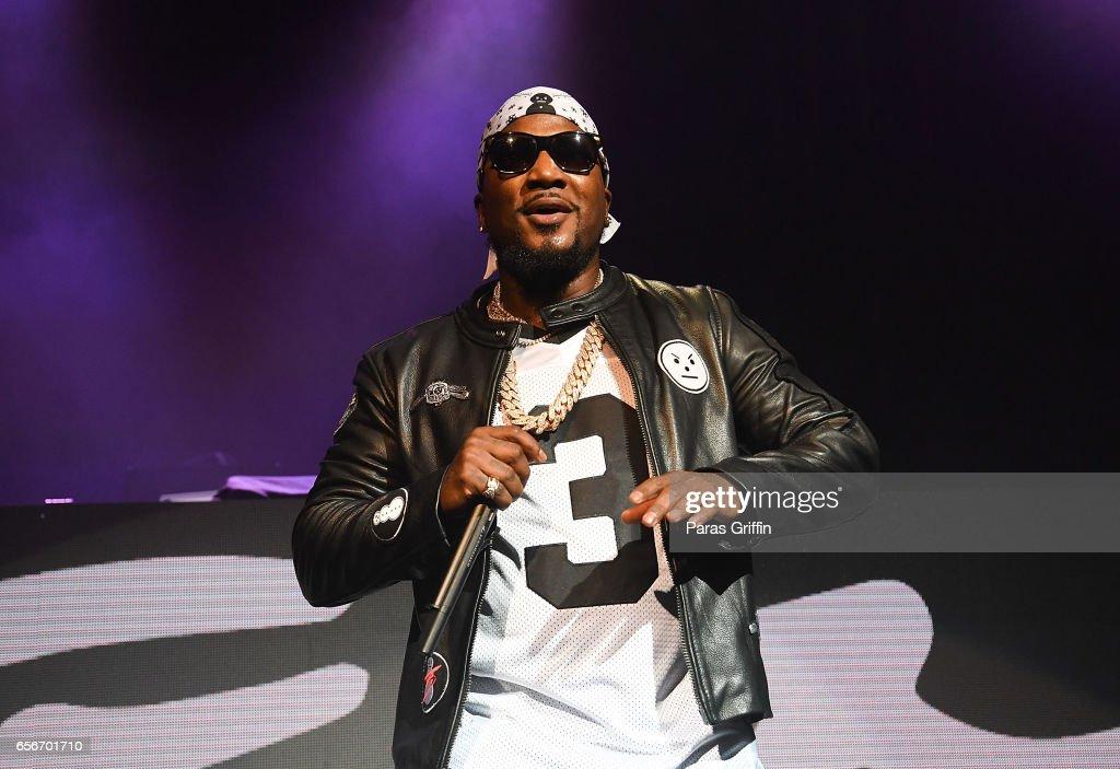 Jeezy In Concert - Atlanta, Georgia