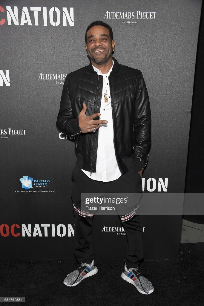 2017 Roc Nation Pre-GRAMMY Brunch - Red Carpet