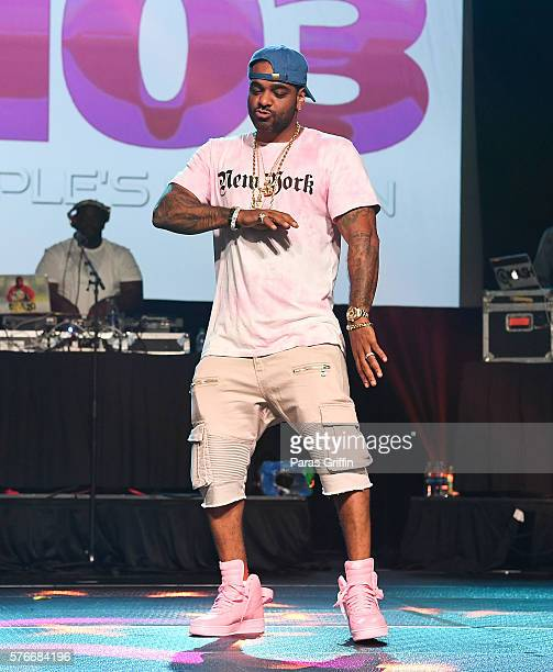 Jim Jones Rapper Stock Photos And Pictures