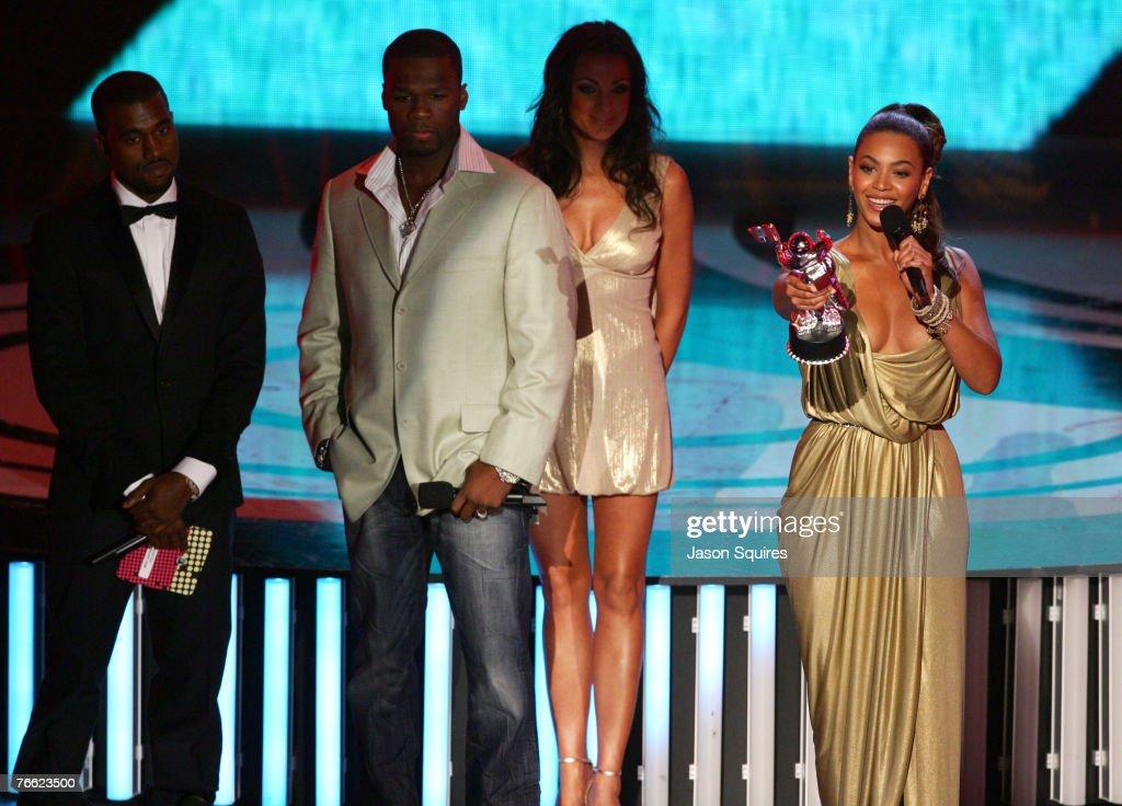 2007 MTV Video Music Awards for MTV.com - Show : News Photo