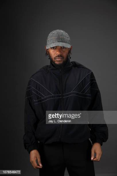 Rapper Kendrick Lamar is photographed for Los Angeles Times on December 6 2018 in El Segundo California PUBLISHED IMAGE CREDIT MUST READ Jay L...