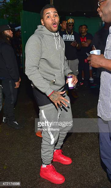 Kevin Gates Stock Photos And Pictures Getty Images