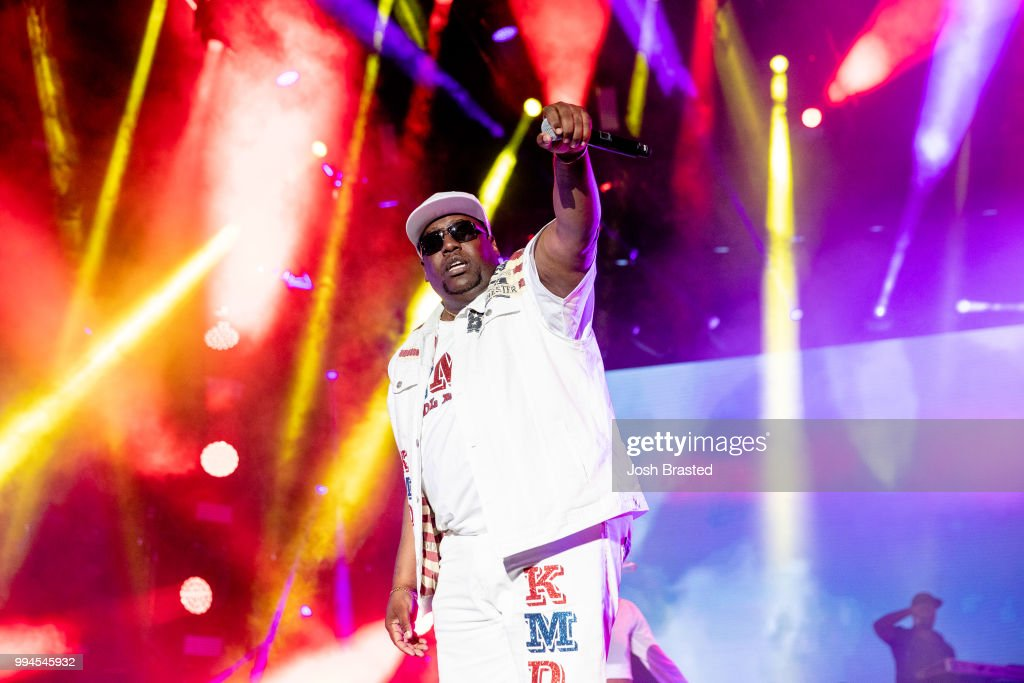 2018 Essence Festival - Day 3 : News Photo