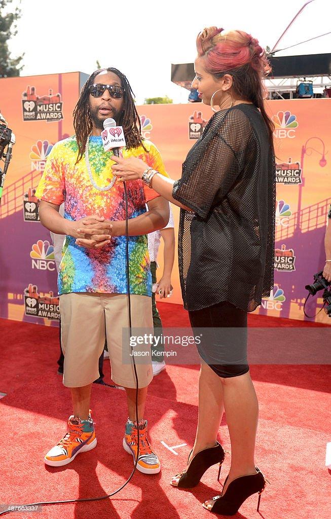 2014 iHeartRadio Music Awards - Arrivals : News Photo