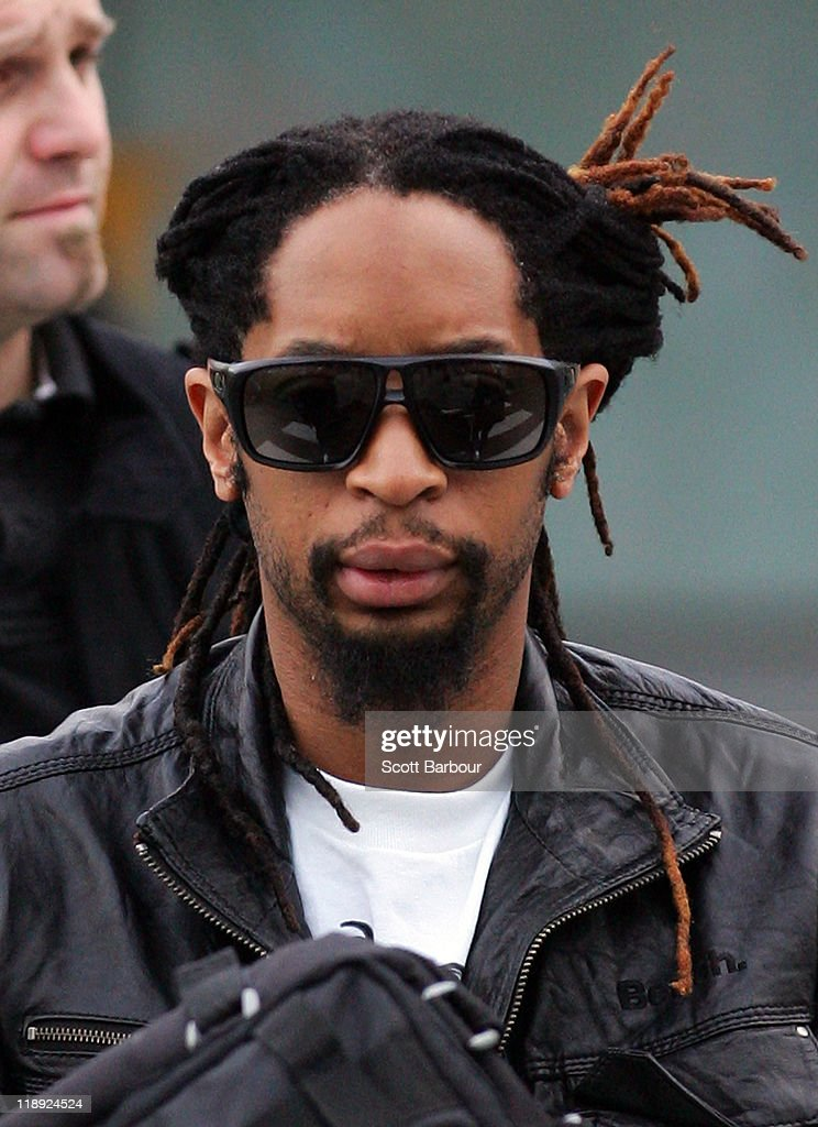 Lil Jon Arrives In Melbourne