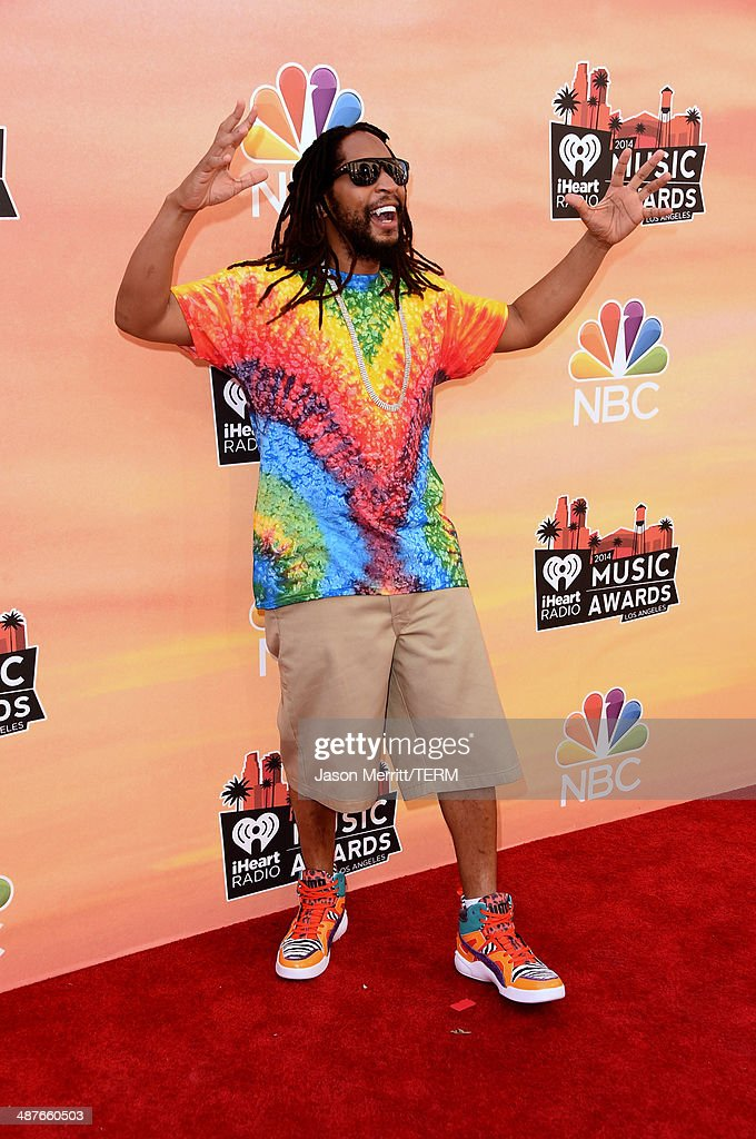Rapper Lil Jon attends the 2014 iHeartRadio Music Awards held at The Shrine Auditorium on May 1, 2014 in Los Angeles, California. iHeartRadio Music Awards are being broadcast live on NBC.