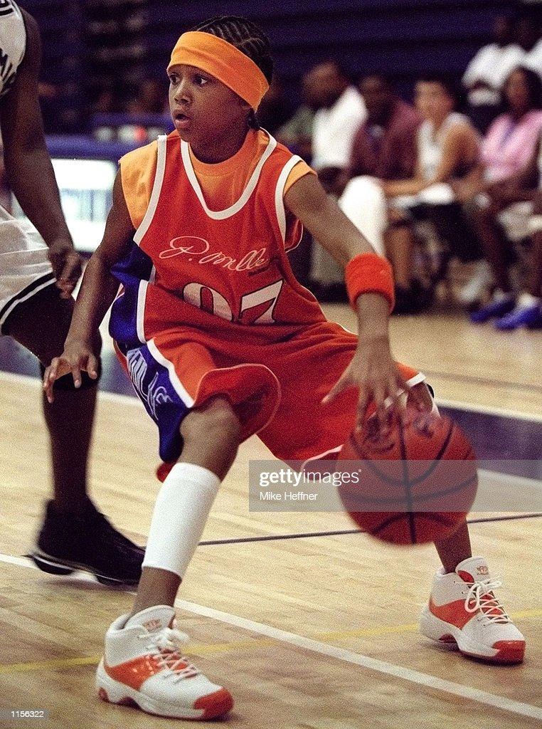 Rapper Lil' Romeo play...