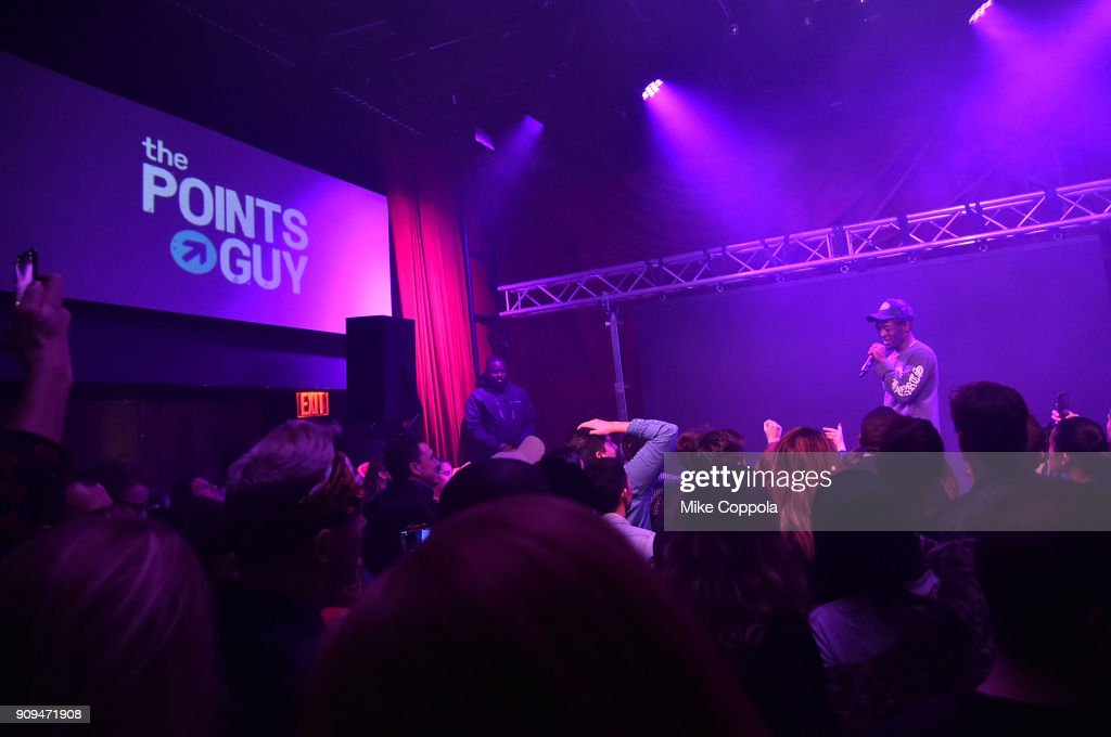 The Points Guy Presents TPG Soundtracks Pre-Grammy Party With Lil Uzi Vert