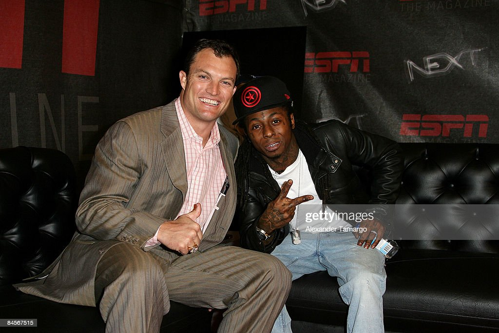 ESPN the Magazine's NEXT Big Weekend 2009 - Inside : News Photo