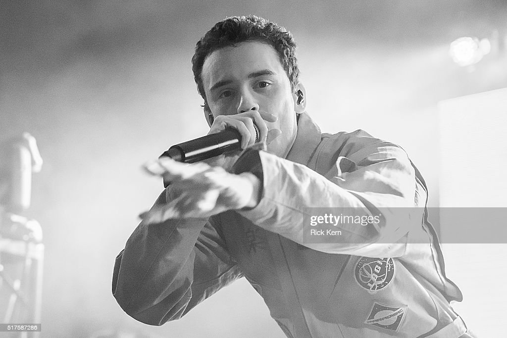 Logic Performs At Stubb's : News Photo