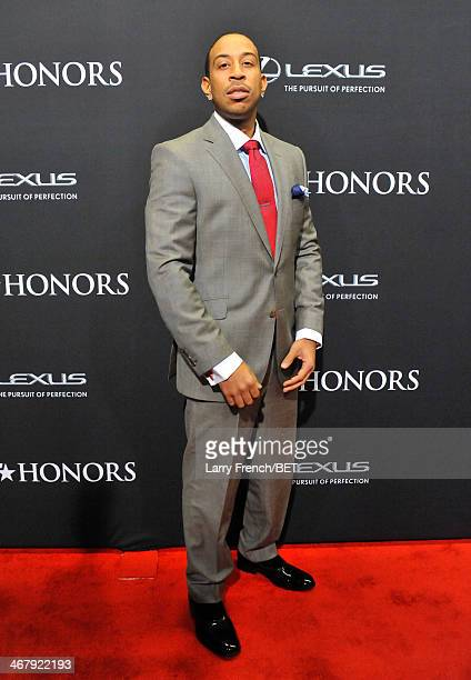 Rapper Ludacris attends BET Honors 2014 at Warner Theatre on February 8 2014 in Washington DC