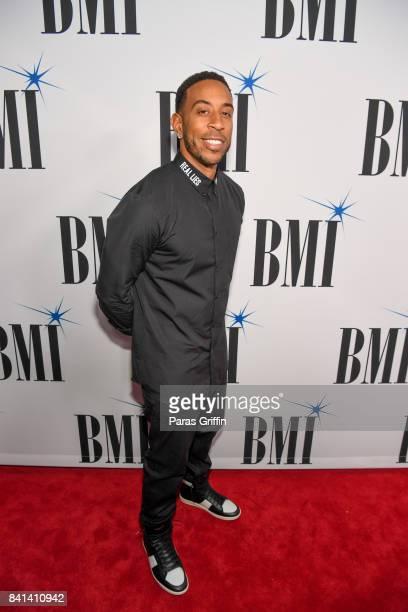Rapper Ludacris attends the 2017 BMI R&B/Hip-Hop Awards at Woodruff Arts Center on August 31, 2017 in Atlanta, Georgia.