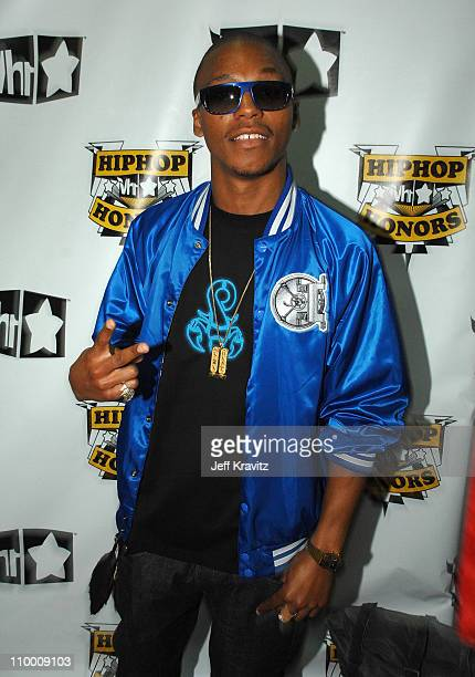 Rapper Lupe Fiasco arrives at the 2007 Vh1 Hip Hop Honors at Hammersteing Ballroom on October 4 2007 in New York City